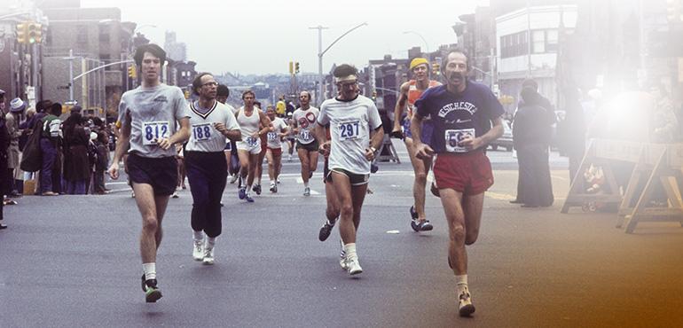 Running in NY